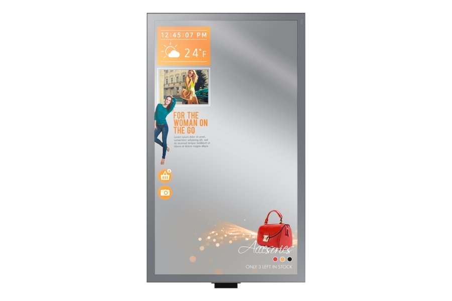 "FHD Mirror/Signage Display  55"" ML55E"