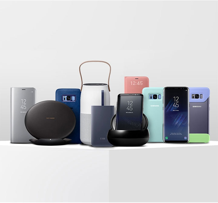 Samsung Galaxy s8 S8+ accessoires