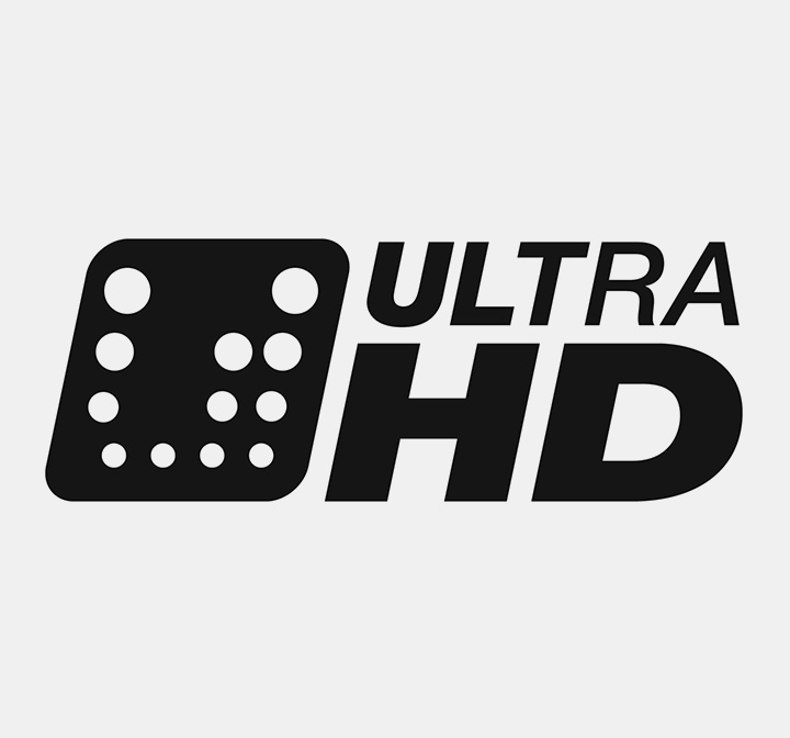 4K UHD TV gecertificeerd