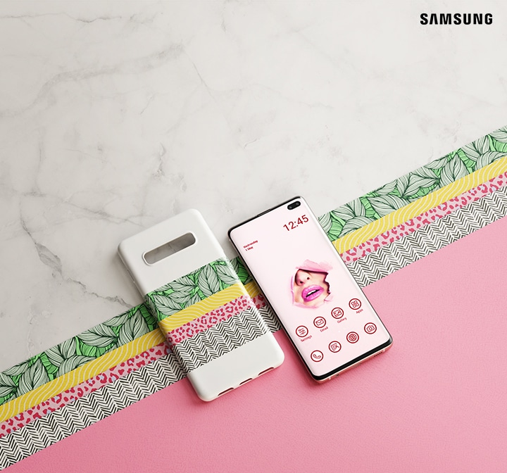 Samsung galaxy ladies cover