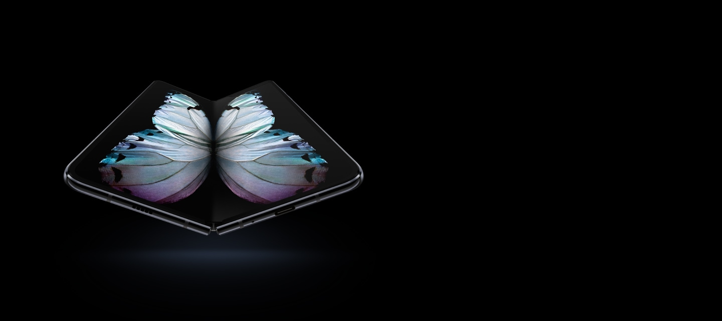 Galaxy Fold Key Visual