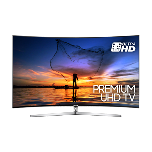 Samsung Premium UHD TV Curved