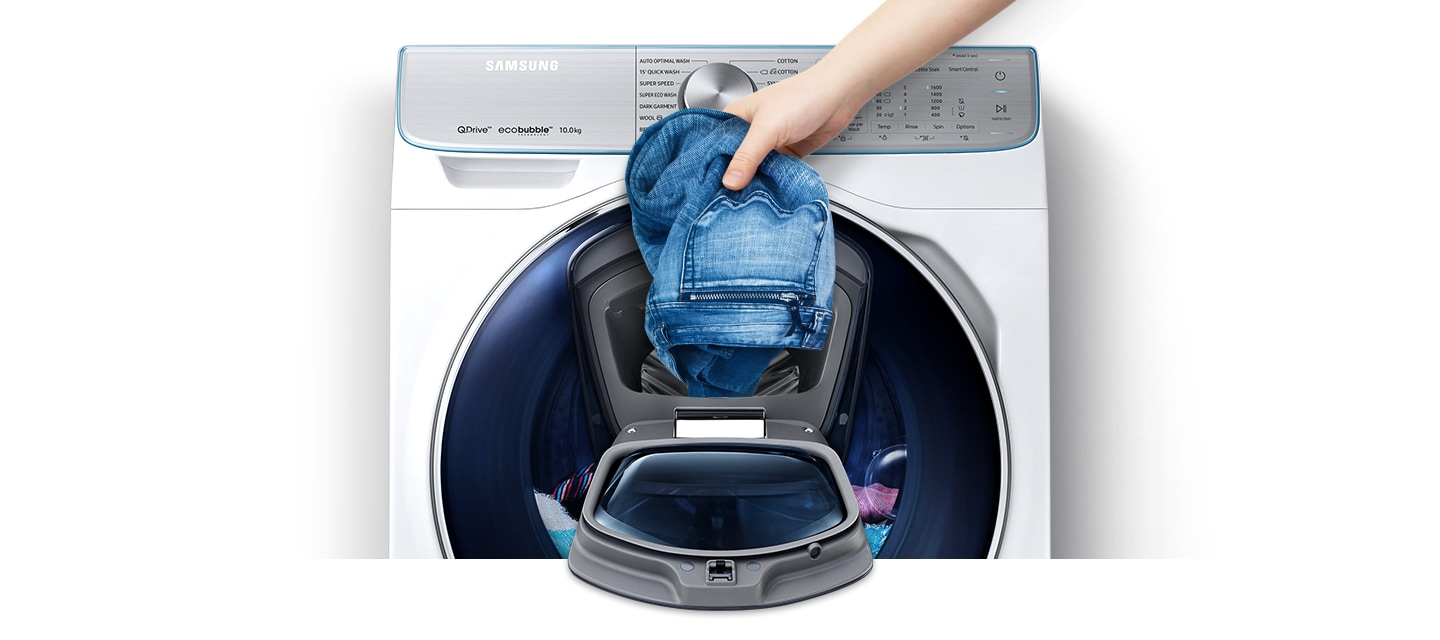 AddWash wasmachine