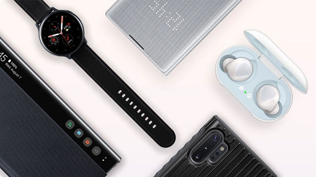 Get 20% off Galaxy Note10 accessories