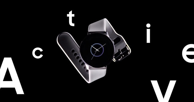 Explore the Galaxy Watch Active