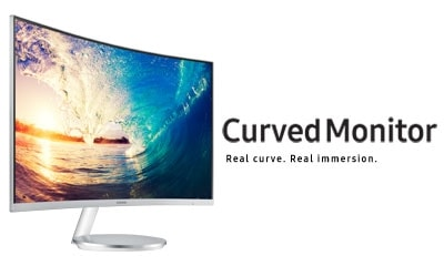 Samsung Curved Monitor | NZ