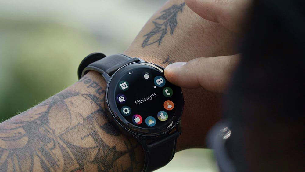 Galaxy Watch Active2 Official Introduction with Roy Choi