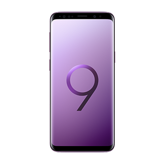 B2B HIGHLIGHT GalaxyS9 Front Purple
