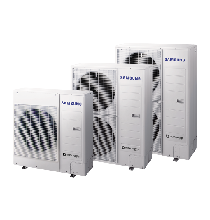 Samsung's single split unit is a smart choice for conserving both running costs and energy consumption.