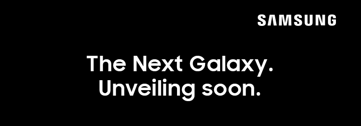 The Next Galaxy. Unveiling soon.