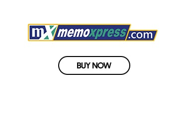 Buy Now at memoXpress.com
