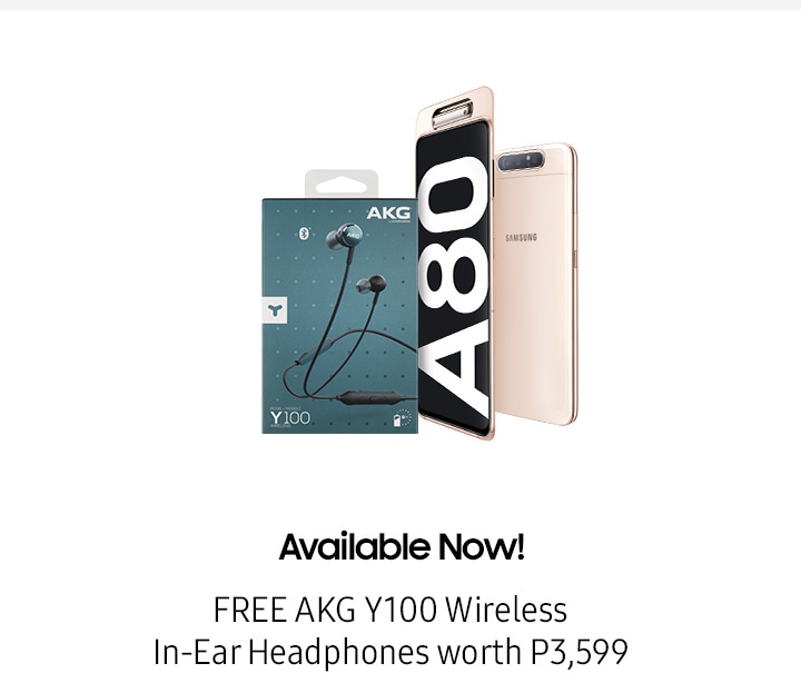 Image of Galaxy A80 Freebies
