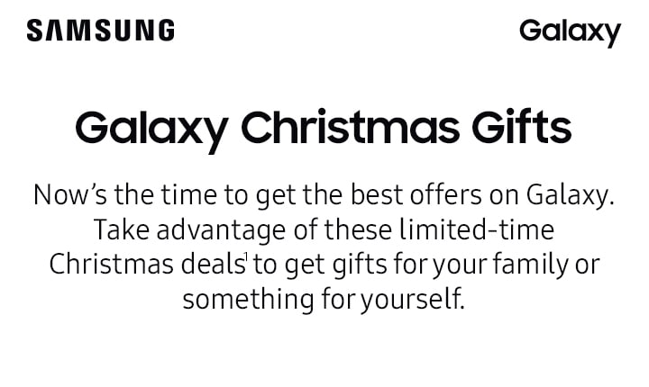 Galaxy Christmas Gifts