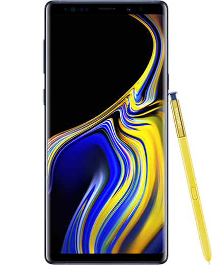 Image of Galaxy Note9