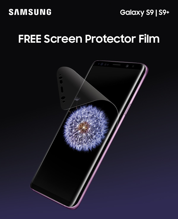 FREE Screen Protector Film