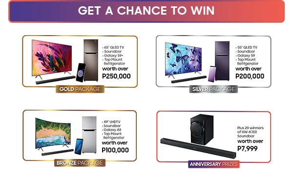 Get a chance to win