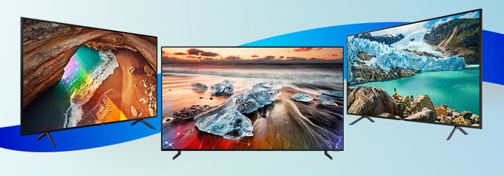 Samsung TVs key visual
