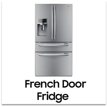 French Door Refridgerator