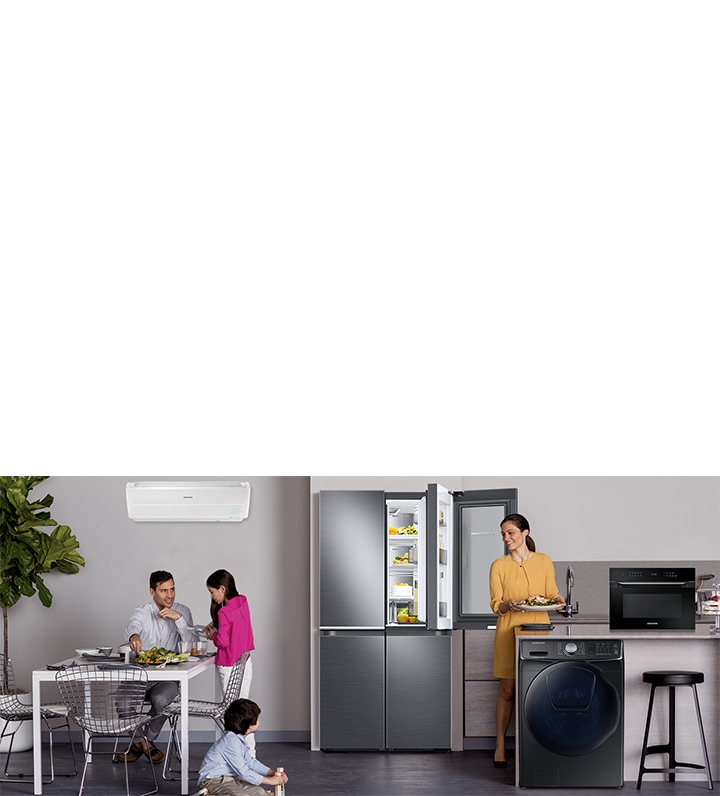 Samsung Home Appliances Kitchen Appliances Refrigerators