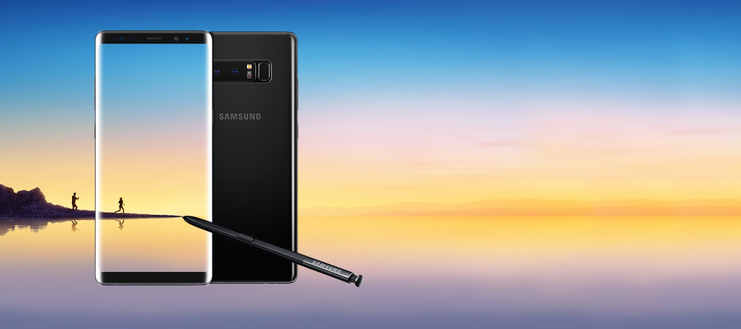 Trade-in your phone towards a new Galaxy Note8