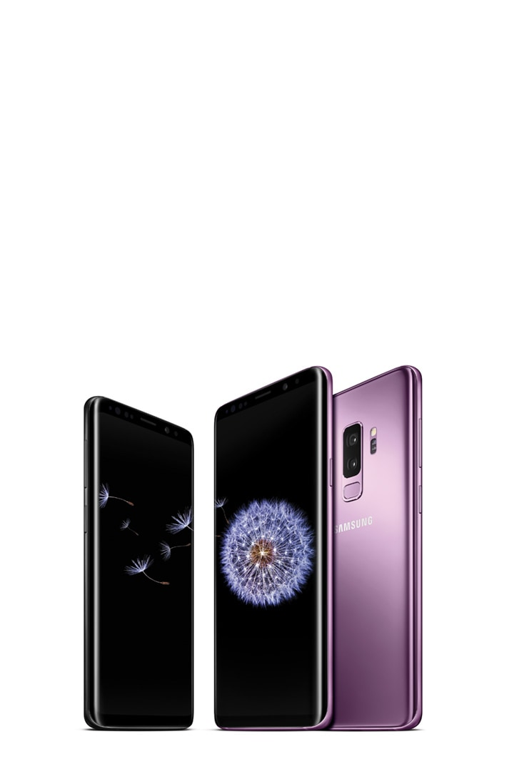 Galaxy S9 and S9+ Survey