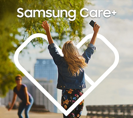 Thumbnail image of Galaxy Note10 and Note10+ Promo: Samsung Care+