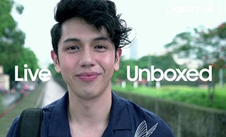 Live Unboxed with BJ Pascual