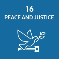 Representative image of SDG peace and justice