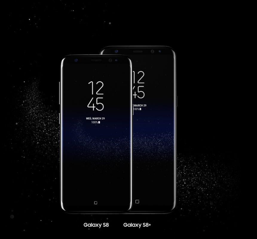 Samsung   Galaxy S8 - G950FD :1y