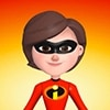 Elastigirl from The Incredibles