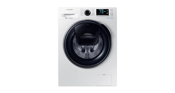 Lavarropas 10,5kg Digital Inverter con AddWash, WW10K6410