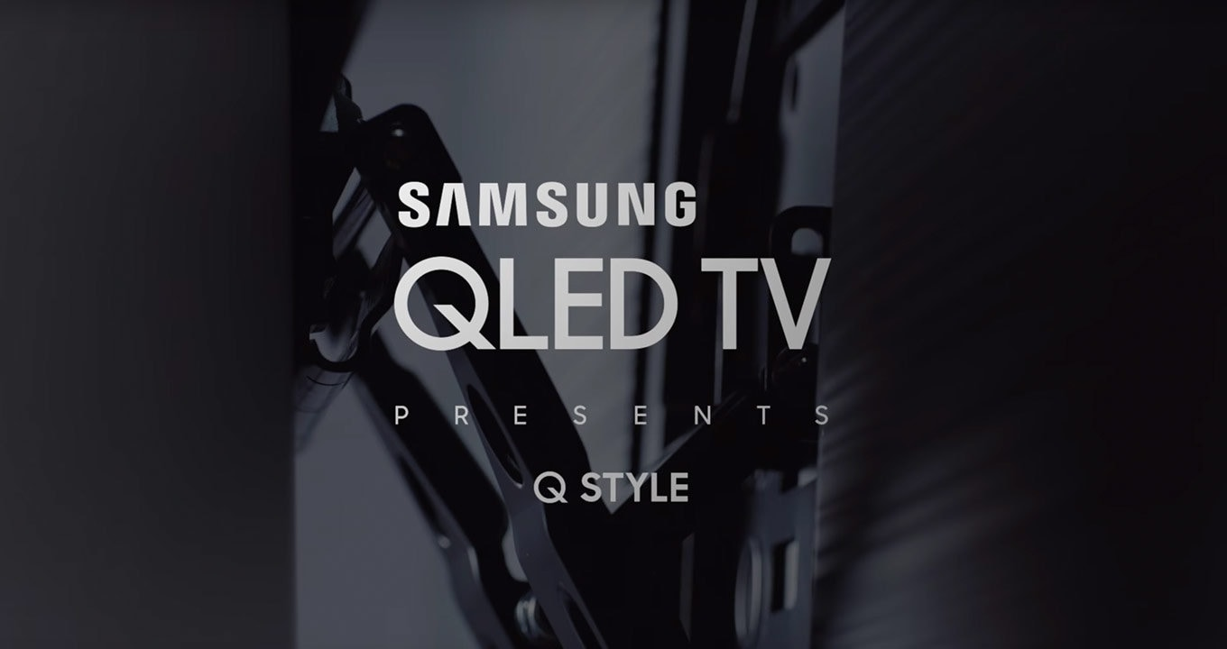 QLED TV Q Style video sličica