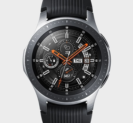 Srebrni Galaxy Watch 46mm