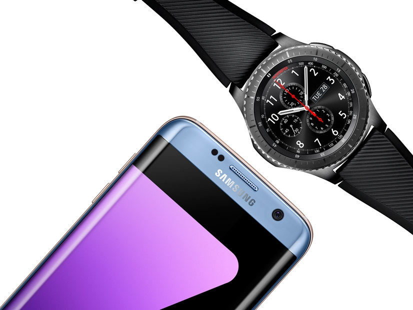 Galaxy S7 edge & Gear S3