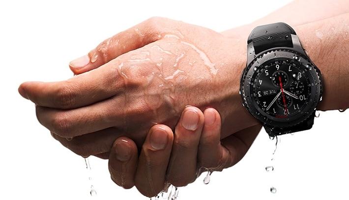Купи Gear S3 и получи Level U Pro в подарок!  8b74e583278ac