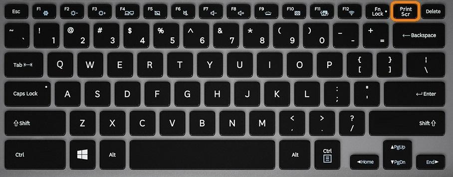 Как сделать скриншот (снимок) экрана на компьютере или ноутбуке
