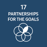 Representative image of SDG partnerships for the goals
