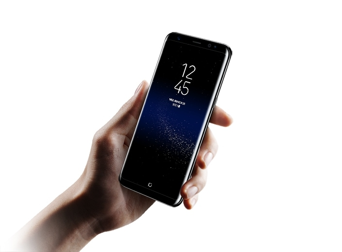 [In-Depth Look] Blending Seamlessly Into Life: The Galaxy S8 Design and UX