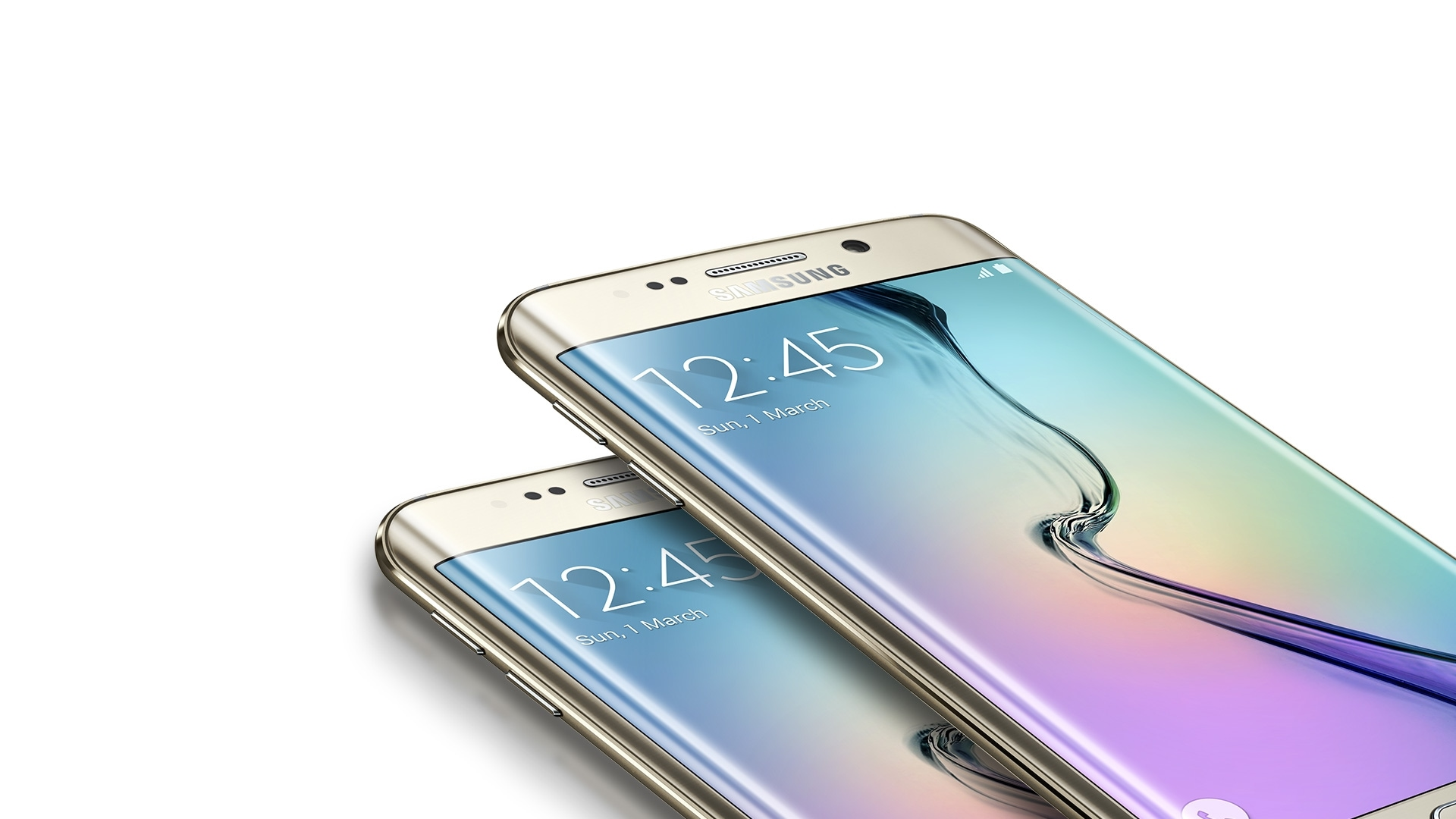 Galaxy S6 edge product images