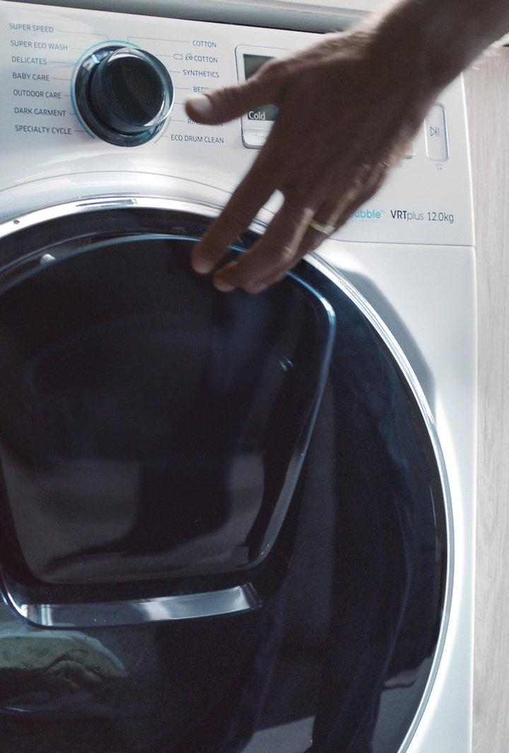 Samsung Washing Machines and Dryers | Samsung Saudi Arabia