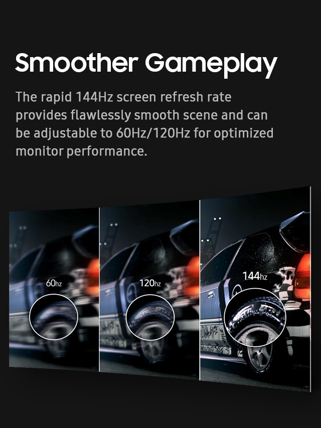 Smoother Gameplay