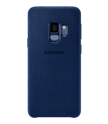 Galaxy S9 Alcantara Cover