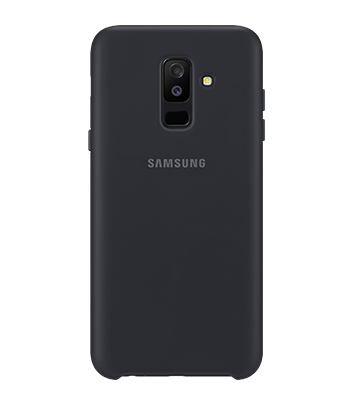 Galaxy A6+ Dual Layer Cover