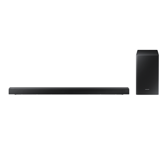 Soundbar med Subwoofer