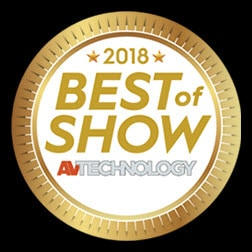 Best of Show-InfoComm2018