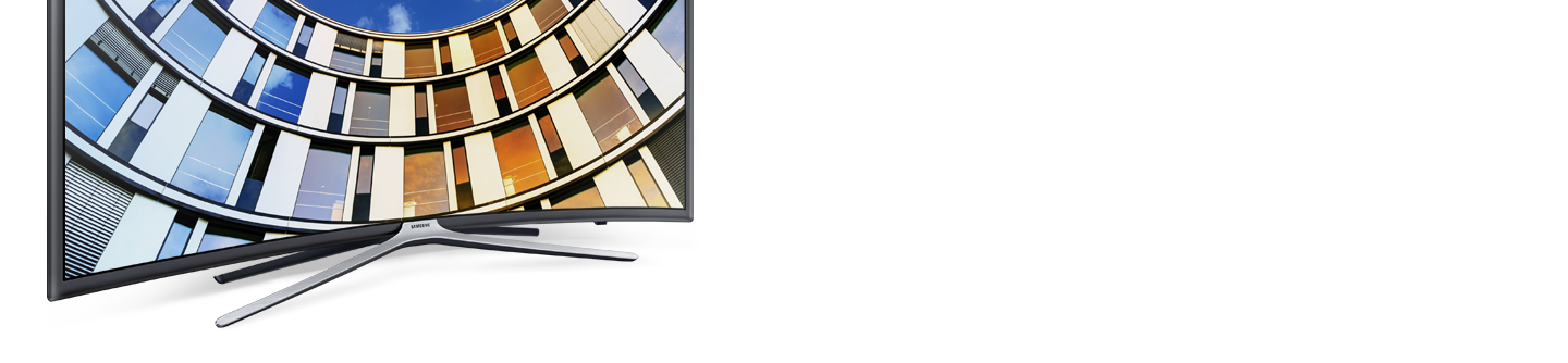 Samsung Full HD Curved Smart TV
