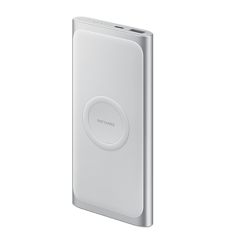 Wireless Battery Pack i Silver