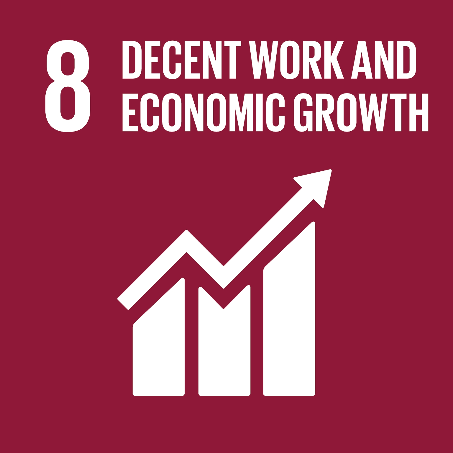 8 DECENT WORK AND ECONONMIC GROWTH