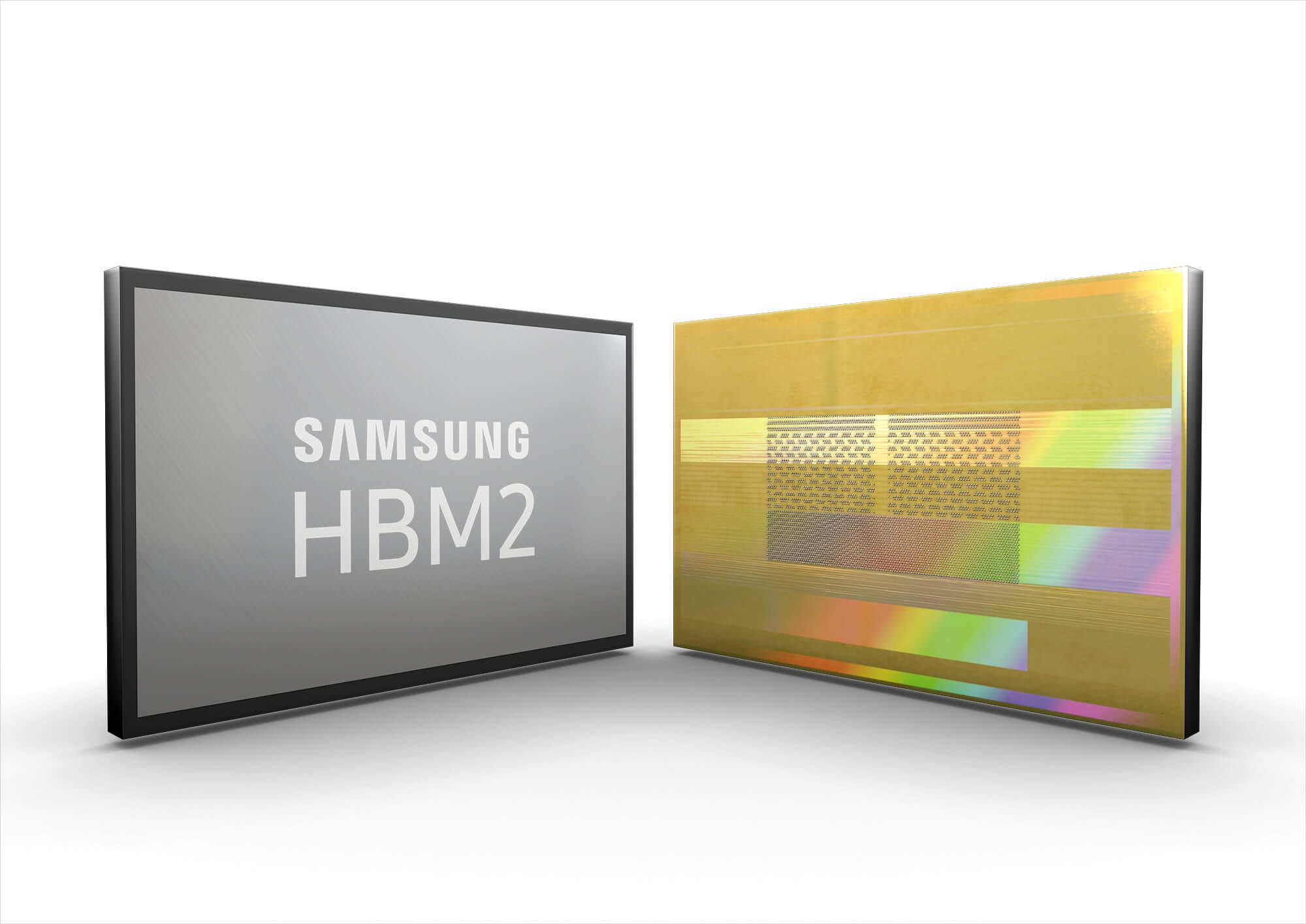 Samsung Semiconductor Memory Business Overview, DRAM, Samsung HBM2