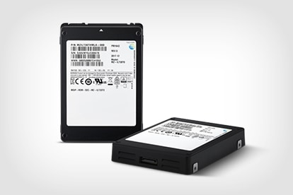 Samsung Starts Producing Industry's Largest Capacity SSD